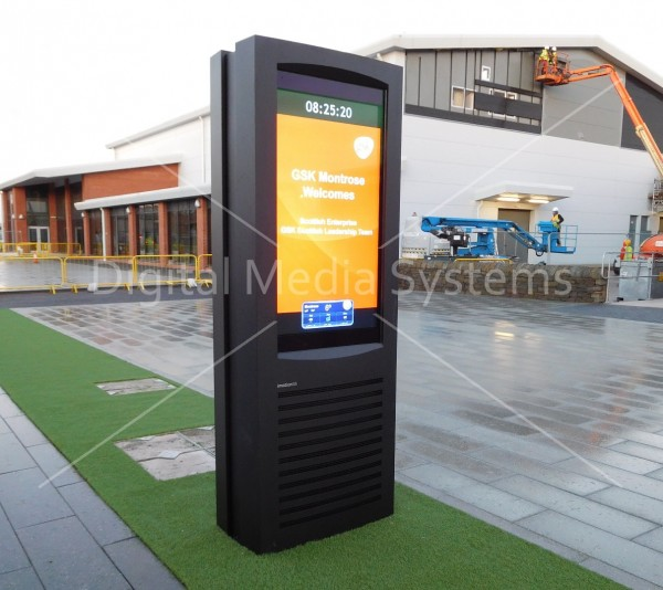 GSK 47″ G6 Double Sided Digital Signage Display