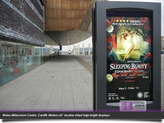 WMC Outdoor Screens